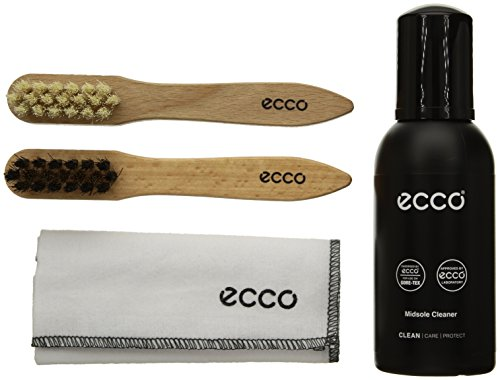ECCO Shoe Care Midsole Cleaning Kit Product Set, Clear, No Size M EU (US)