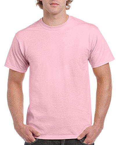 Light Pink Ultra Cotton Adult T-shirt