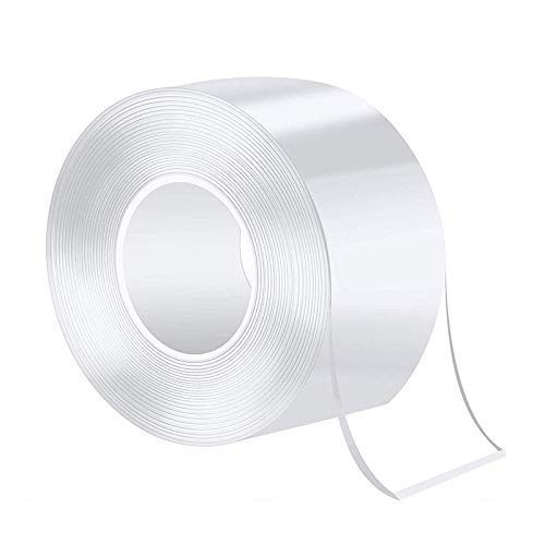 LUCKYBEE 防水テープ 台所コーナーテープ 補修 隙間テープ 防カビ 強粘着 浴槽まわり キッチン バスルーム ベランダ 洗面台用 耐熱 防油 防汚 (50mm*10m*1pc)