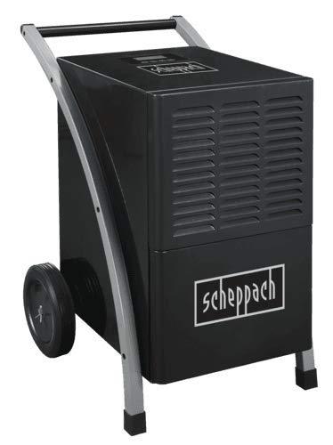 Luftentfeuchter DH6000 scheppach black - 220-240V 50Hz 1150W - 60L/D