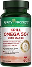 Krill 50+ w/ CoQ10 - Purity Products - 60 SoftGels