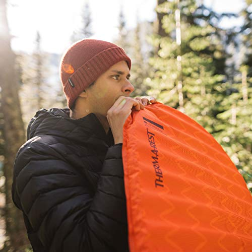 Therm-a-Rest Prolite Apex Ultralight Self-Inflating Backpacking Pad with WingLock Valve, Regular - 20 x 72 Inches