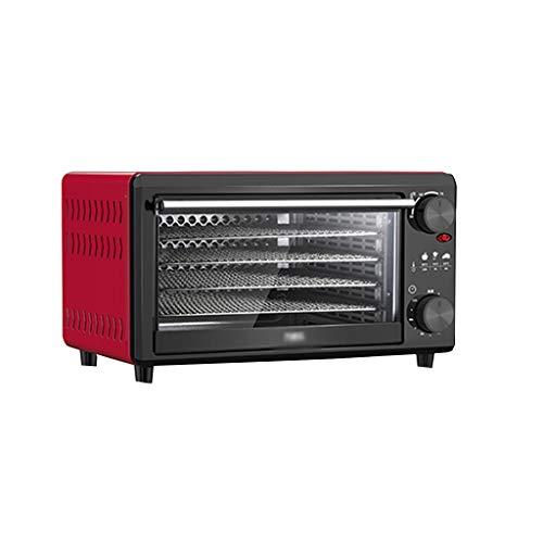 Affordable Dehydrator - Food Dehydrator, 50-80℃ Adjustable Temperature,5-layer Adjustable Grid She...