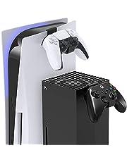 FASTSNAIL Universal Game Controller Headset supporto per console PS5, gancio per console Xbox Series X (2 pezzi)