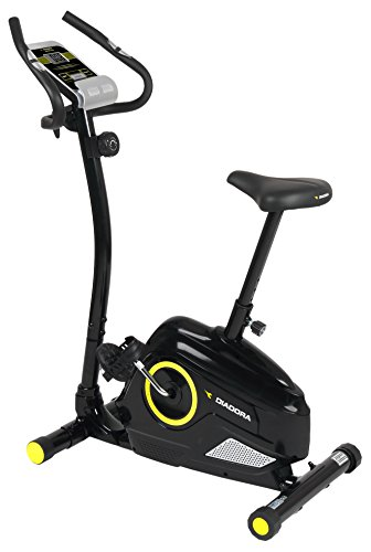 Diadora Fitness Swing Evo Cyclette con Hand Pulse