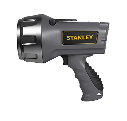 STANLEY SL5HS Rechargeable 1200 Lumen Lithium Ion Ultra Bright LED Spotlight Flashlight,Black