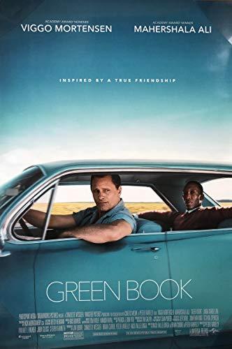 GREEN BOOK MOVIE POSTER 2 Sided ORIGINAL 27x40 VIGGO MORTENSEN MAHERSHALA ALI