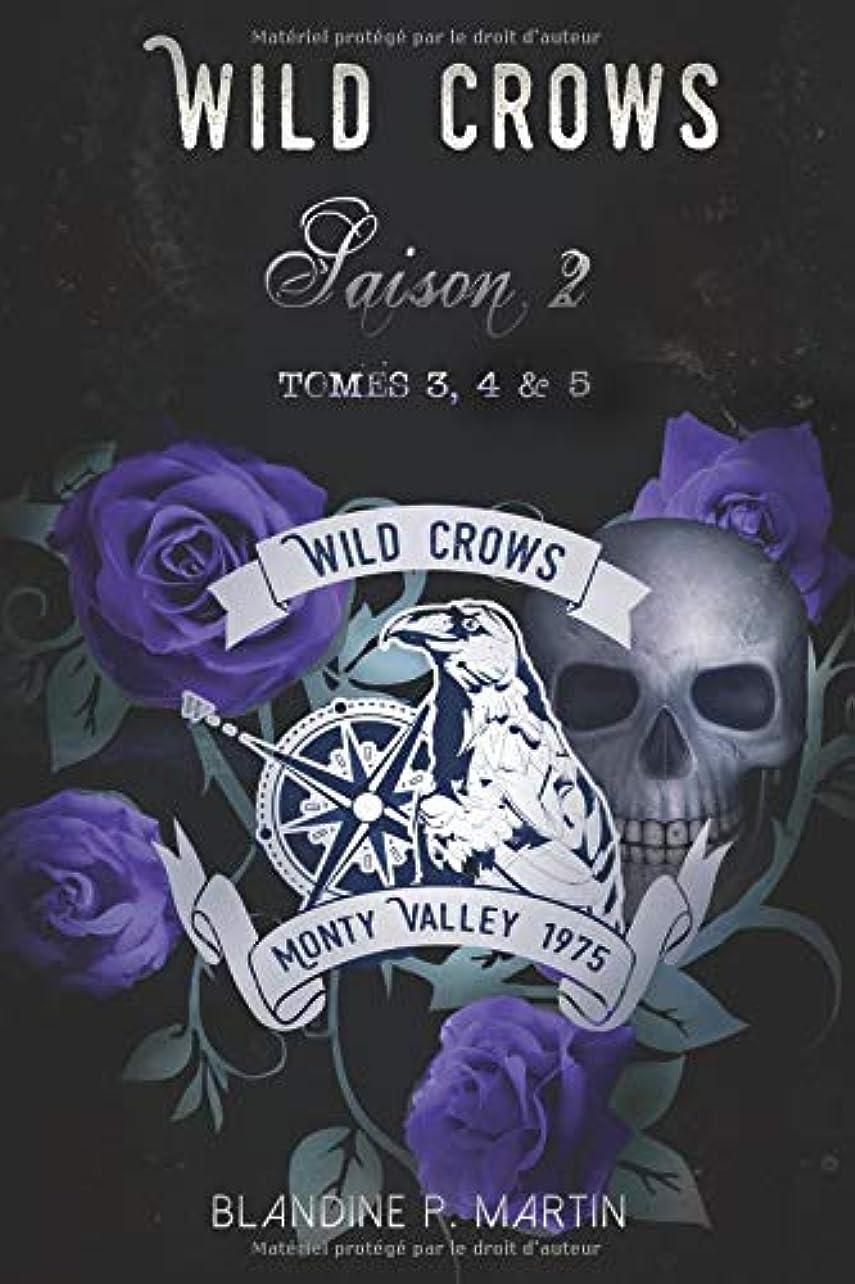 電話をかけるどこか温度Wild Crows - Saison 2 (Tomes 3, 4 & 5): Saison 2