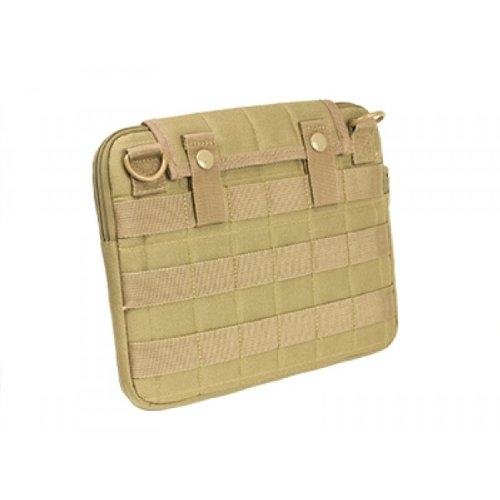 VISM Tactical Digital Tablet Case, Tan