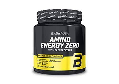 BioTech USA Amino Energy Zero, 360 g Dose (Ananas-Mango)