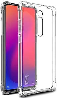 Phone Case All-inclusive Stötsäker Airbag TPU Väska med Skärmskydd för Xiaomi redmi K20 & K20 Pro (Metal Back) Mobiltelefo...