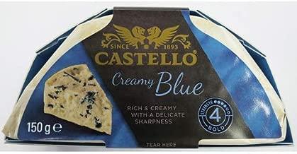 デンマーク産 ブルーチーズ キャステロ ブルー 150g×2個