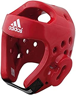 Adidas WTF Approved Head Guard Ii Red - XSmall WTF Approved Head Guard Ii Red - XSmall, X/Small