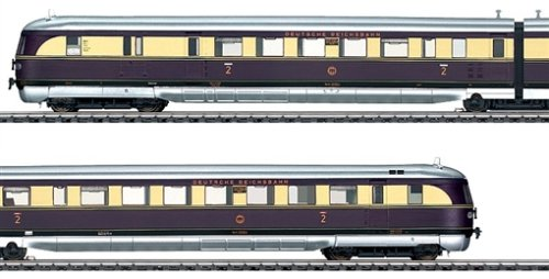Märklin Digital 37770 - Triebwagenzug - Dieselantrieb BR SVT 137 DRG - Digital