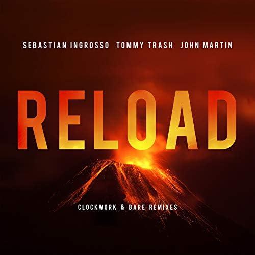Sebastian Ingrosso, Tommy Trash & John Martin