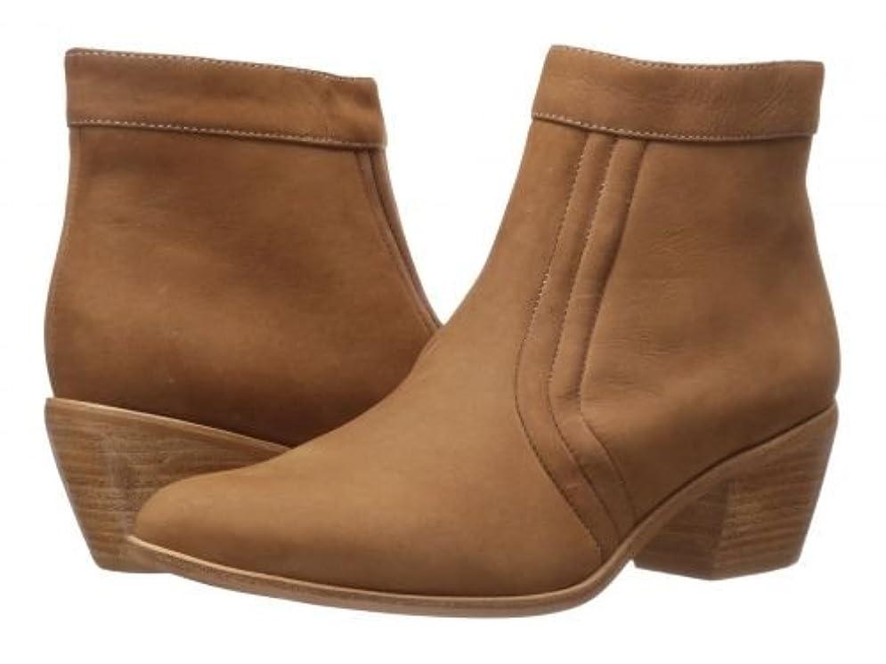 ビジュアル下に向けます仮装Matisse(マティス) レディース 女性用 シューズ 靴 ブーツ アンクルブーツ ショート Cece - Tan [並行輸入品]