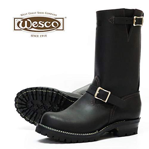 WESCO(ウエスコ)BOSS7700エンジニアブーツ11inchボスブラックEワイズUS9,5インチ