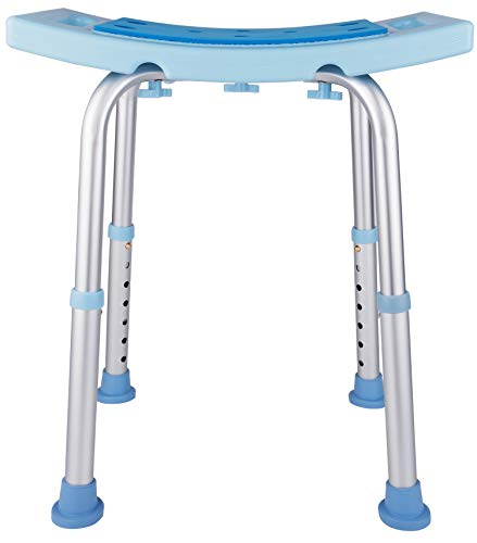 Shower Chair for Elderly Seniors,Shower Stools and Benches for Adults,Bath Chair Shower Benches for The Disabled,Shower...