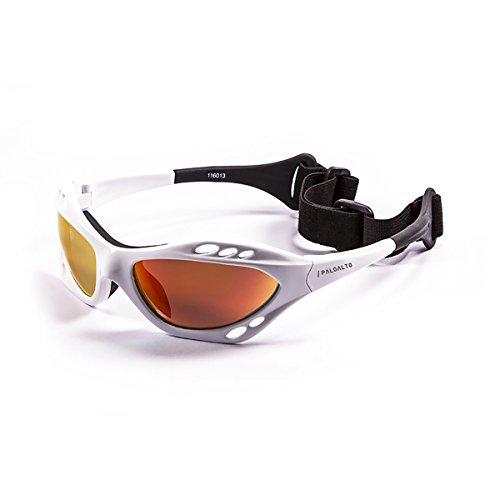 Paloalto Sunglasses p11601.3Gafas de Sol Unisex para Adulto, Color Blanco