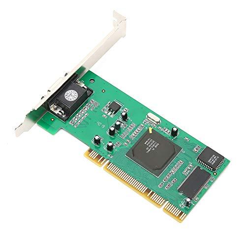 Tangxi VGA PCI 8 MB 32-Bit-Grafikkarte,...