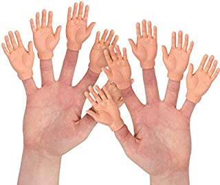 Set of 5 Finger Hands