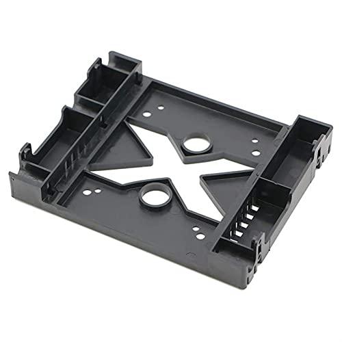 reemplazar Posición de la unidad óptica de 5,25 pulgadas a 3.5 / 2.5 pulgadas HDD SSD Soporte del disco duro del soporte del adaptador 8 cm VENTILADOR Adaptador para ORDENADOR PERSONAL Recinto conduct