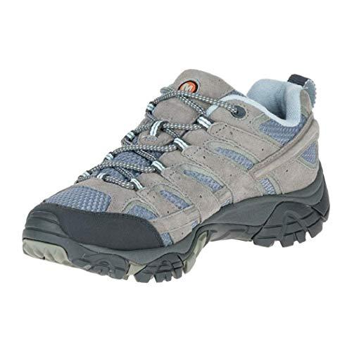 Merrell Women's Moab 2 Vent Hiking Shoe, Smoke, 8 M US
