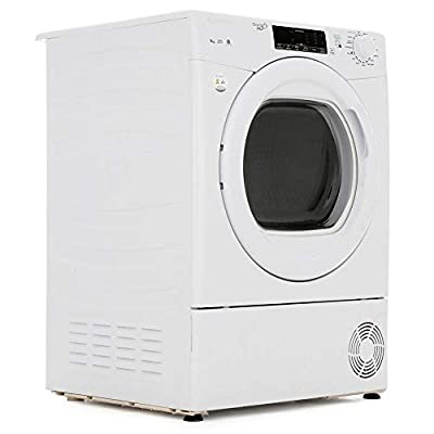 Candy GSVC9TG 9kg Condenser Tumble Dryer - White