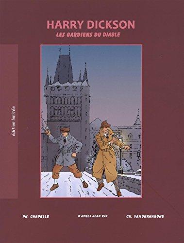 Harry Dickson, Tome 10 : Les gardiens du diable : Les gardiens du gouffre 2 (tirage de tête)
