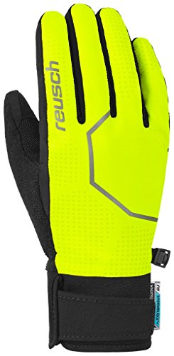 Reusch Herren Modi STORMBLOXX Handschuhe, Neon Yellow/Black, 7.5