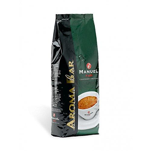 Manuel Caffe Aroma Bar ganze Bohnen - 1 kg