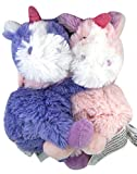 Warmies microwavable French Lavender Scented Unicorn hugs, Multi, Medium