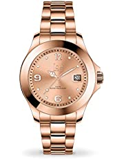Ice-Watch - ICE steel Rose-gold - Reloj rose-gold para Mujer con Correa de metal - 017321 (Small)