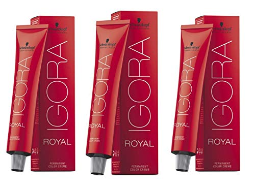Schwarzkopf Igora Royal 7-0 SET 3 x 60ml