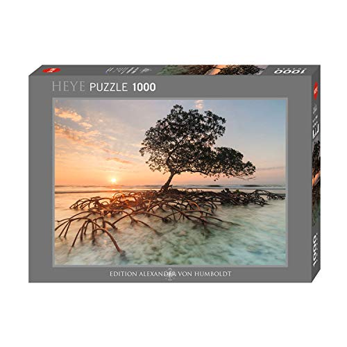 Red Mangrove Puzzle 1000 Teile: Edition Humboldt