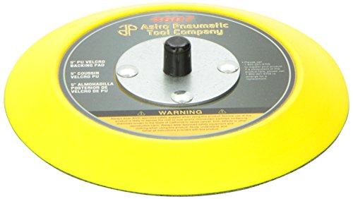 Astro Pneumatic Tool 4607 5' PU Hook & Loop Backing Pad