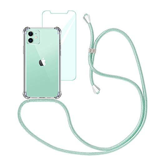 Yohii Funda con Cuerda Compatible con iPhone 12 Mini (5.4