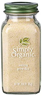 Simply Organic Onion Powder Large Glass, 85g