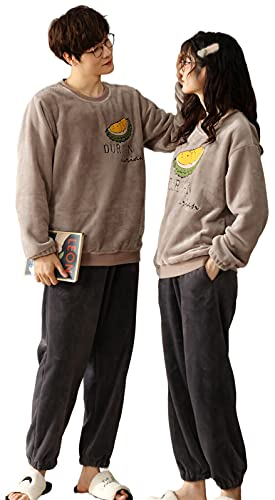 ルームウェア amazon パジャマ メンズ ペアルームウェア ルームウェア レディース 暖かい 母の日 プレゼント 70代 冬 パジャマ レディース ルームウェア メンズ あったか 長袖パジャマ レディース お揃い 部屋着 前あきパジャマ レディース つ