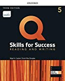 Q Skills for Success (3rd Edition). Reading & Writing 5. Student's Book Pack (Q Skills for Success 3th Edition)
