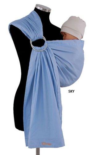 Bandolera portabebés EllaRoo ( Sky )