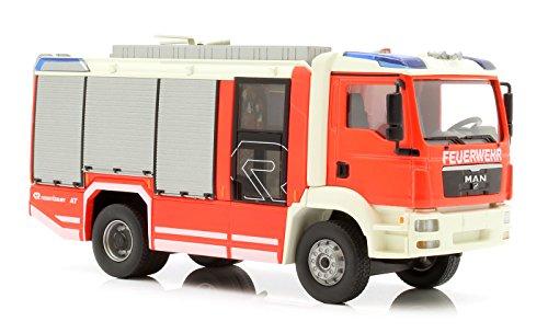 Wiking 043142 1:43 MAN TGM Rosenbauer - Feuerwehr