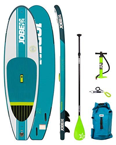 Jobe Lika 9.4 Inflatable SUP Paddle Board Package 2018