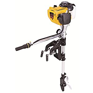 4-stroke Superior Engine Outboard Motor Inflatable Fishing boat motor