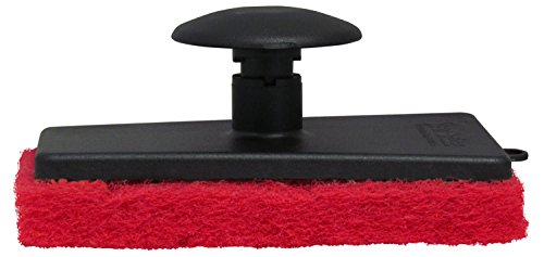 Star brite Scrubber/Medium (Red)
