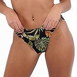 Banana Moon DUCA MARACAY JAK01 Bragas de Bikini, Negro, 42 para Mujer