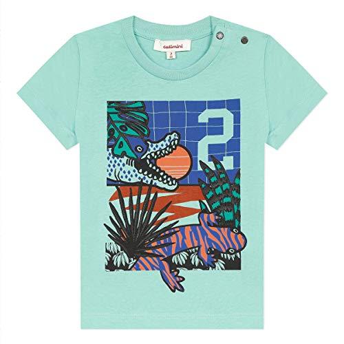 Catimini Yvan T-Shirt & Polos Garcons Vert - Vert - 12 ans
