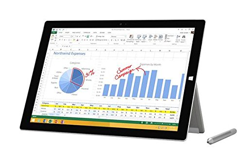 Microsoft Surface Pro 3 Tablet-PC 12 Zoll