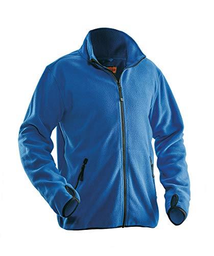 jobman Forro Polar, 1pieza, 3x l, color azul real, 550175–6500–9