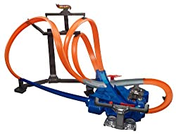 Circuit Hot Wheels Triple Track Twister